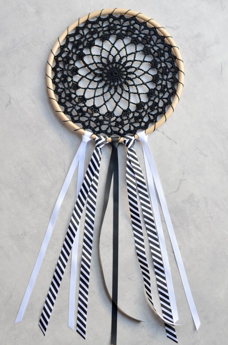 Crochet Dream Catcher The Loopy Stitch