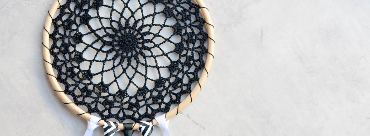 Crochet Dream Catcher – The LOOPY STITCH